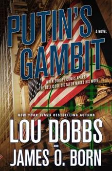 Putin's Gambit 0765376520 Book Cover