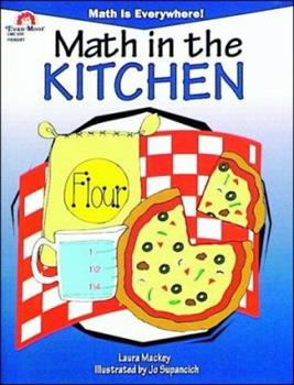 Math in the Kitchen (Math Is Everywhere Series) - Book  of the Math is Everywhere!