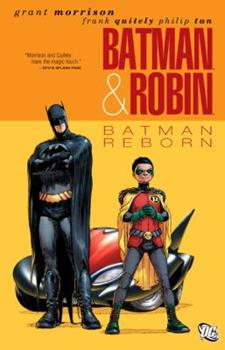 Batman & Robin: Batman Reborn - Book #185 of the Modern Batman