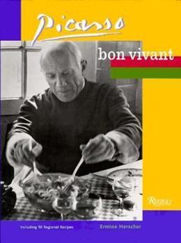 Picasso Bon Vivant 0847819698 Book Cover