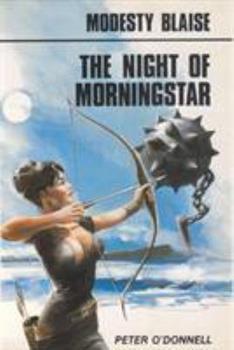 Paperback The Night of Morningstar Book