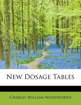 Paperback New Dosage Tables Book