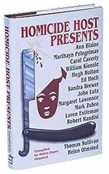 Homicide Host Presents: A Collection of Original Mysteries 1885173148 Book Cover