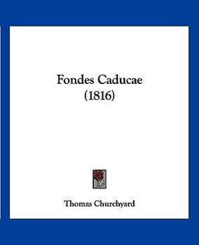Paperback Fondes Caducae Book