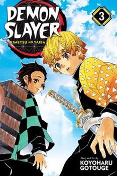Demon Slayer: Kimetsu no Yaiba, Vol. 3 - Book #3 of the  / Kimetsu no Yaiba