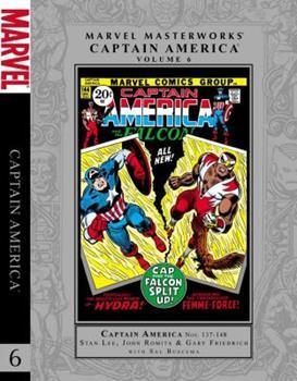 Marvel Masterworks: Captain America, Vol. 6 - Book #178 of the Marvel Masterworks