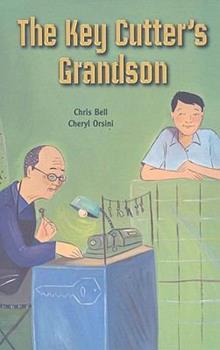 The Key Cutter's Grandson 1419038265 Book Cover
