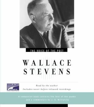 Wallace Stevens (Voice of the Poet) - Book  of the Voice of the Poet