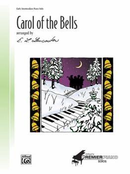 Paperback Carol of the Bells: Sheet Book