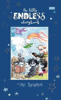 The Little Endless Storybook 1401204287 Book Cover