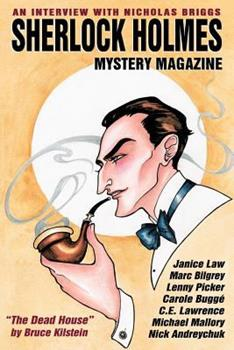 Sherlock Holmes Mystery Magazine #7 1434441008 Book Cover
