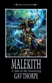 Malekith (The Sundering) - Book  of the Warhammer Fantasy