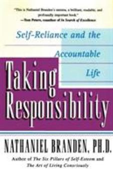 Taking Responsibility 0684810832 Book Cover