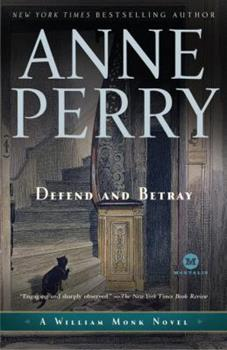 Defend and Betray 080411188X Book Cover