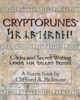 Paperback Cryptorunes : Codes and Secret Writing Book