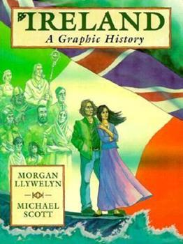 Ireland: A Graphic History 0717122999 Book Cover