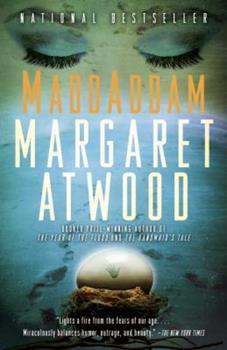 MaddAddam 0307455483 Book Cover
