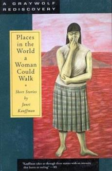 Places in the World a Woman Could Walk 0140076646 Book Cover