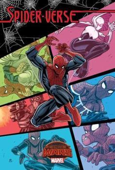 Spider-Verse: Warzones! - Book  of the Anya Corazon