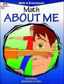 Math About Me (Math is Everywhere) - Book  of the Math is Everywhere!