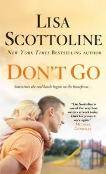 Don't Go 1250117003 Book Cover