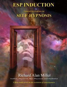 Paperback ESP Induction Through Forms of Self-Hypnosis Book