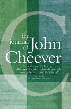 The Journals Of John Cheever 0307387259 Book Cover