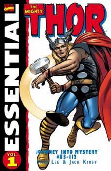 Essential Thor, Vol. 1 (Marvel Essentials) - Book  of the Essential Marvel