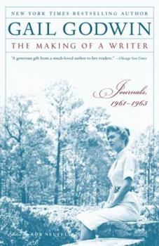 The Making of a Writer: Journals, 1961-1963 1400064325 Book Cover