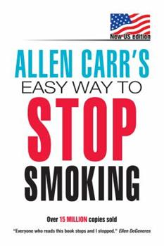 Paperback Allen Carr's Easy Way to Stop Smoking Book