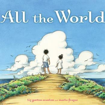 Hardcover All the World Book