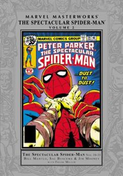 Marvel Masterworks: The Spectacular Spider-Man, Vol. 2 - Book #276 of the Marvel Masterworks