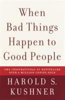Paperback When Bad Things Happen to Good People Book