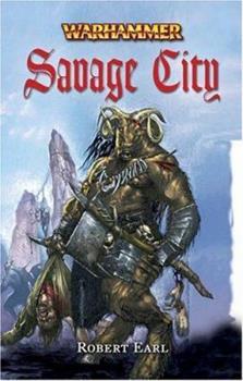 Savage City (Warhammer) - Book  of the Warhammer Fantasy