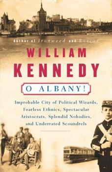 O Albany! 0140074163 Book Cover