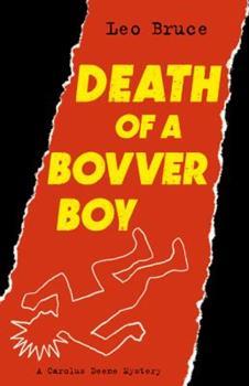 Death of a Bovver Boy 0897337336 Book Cover