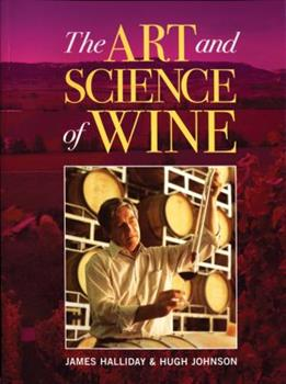 Paperback The Art and Science of Wine Book