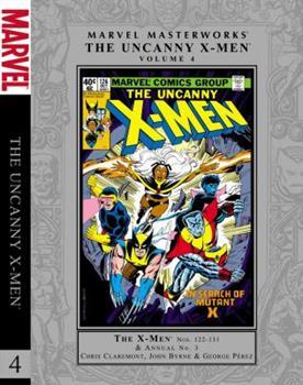 Marvel Masterworks: The Uncanny X-Men, Vol. 4 - Book #37 of the Marvel Masterworks