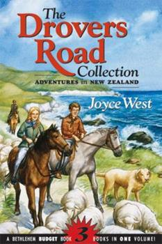 Paperback The Drovers Road Collection: Three New Zealand Adventures (Bethlehem Budget Bks) Book