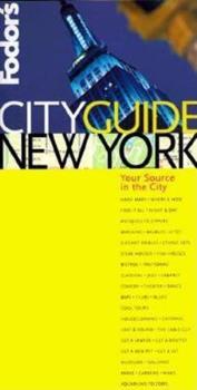 Fodor's City Guide New York 0679032347 Book Cover
