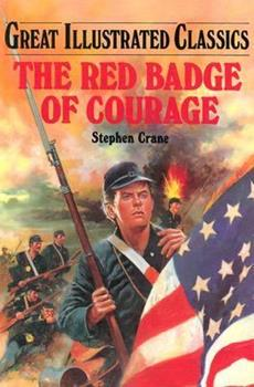 The Red Badge of Courage: Audio CD - Book  of the Great Illustrated Classics
