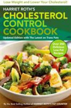 Cholesterol Control 0452289688 Book Cover