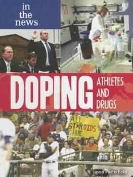 Doping: Athletes and Drugs (In the News) 140421917X Book Cover