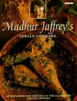 Madhur Jaffrey Indian Cooking 0812027000 Book Cover