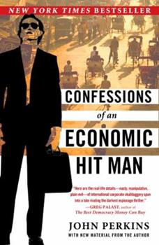 Paperback Confessions of an Economic Hit Man Book