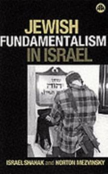 Paperback Jewish Fundamentalism in Israel Book