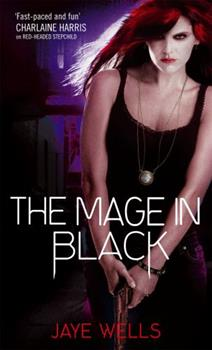 The Mage in Black - Book #2 of the Sabina Kane