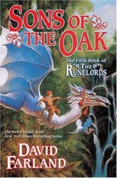 Sons of the Oak (Runelords, Book 5) - Book #5 of the Runelords