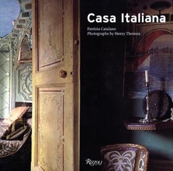 Casa Italiana 0847824810 Book Cover