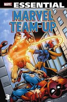 Essential Marvel Team-Up, Vol. 3 - Book  of the Essential Marvel